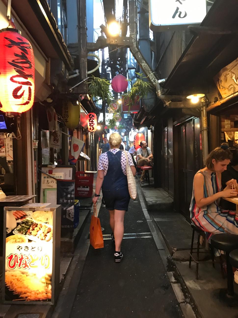 Shinjuku Yakatori, Tokyo © Rosie Pentreath