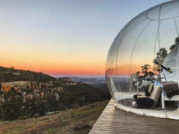Abroad: Bubble Tent Australia