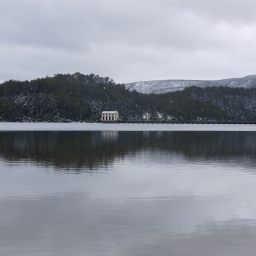 Abroad: Pumphouse Point, Tasmania
