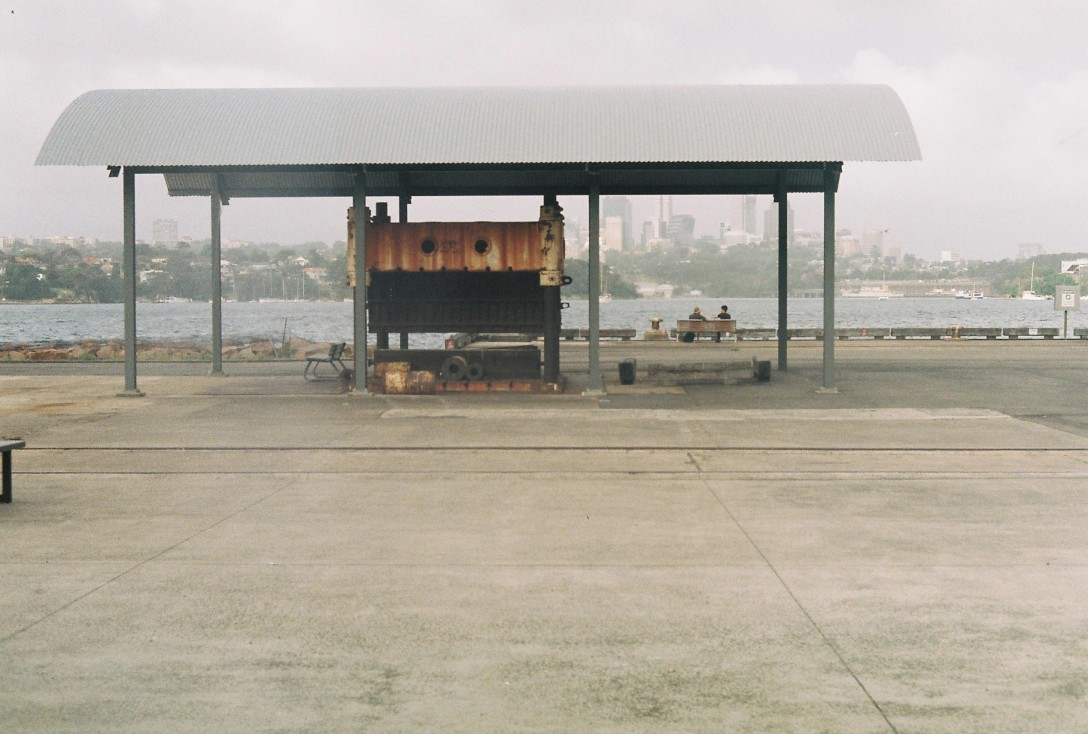 Cockatoo Island © Rosie Pentreath